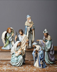 Deluxe Size Nativity Set