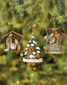 Discounted Ornament Set