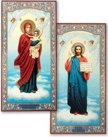 Discounted pair of Heavenly Icons