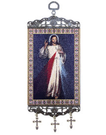 Divine Mercy Mini-Tapestry