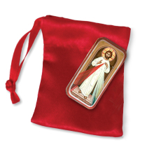 Divine Mercy Pocket Icon