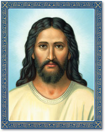 Face of Christ icon - 11