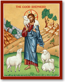 Good Shepherd icon - 3