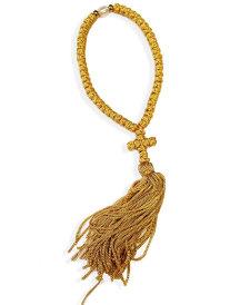 Greek Prayer Rope   Gold