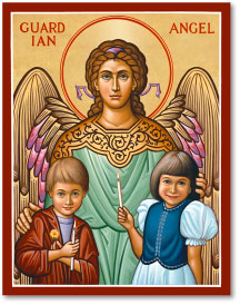 Guardian Angel & Children icon - 3