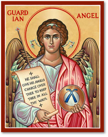 Guardian Angel Icon - 4.5