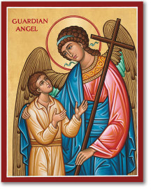 Guardian Angel Icon - 3