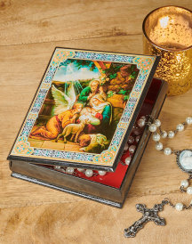 Holy Family Ornate Box