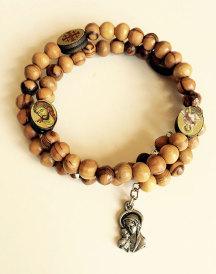 Holy Land Rosary Bracelet
