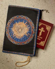 Holy Spirit Bible pouch