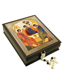 Holy Trinity Keepsake Box