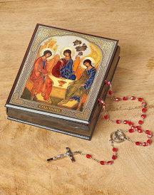 Holy Trinity Keepsake Box