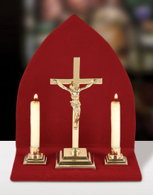 Home Altar Set with Stand
