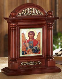 Icon Home Shrine - Saint Michael