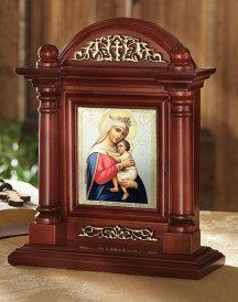 Icon Home Shrine - Virgin of Hope