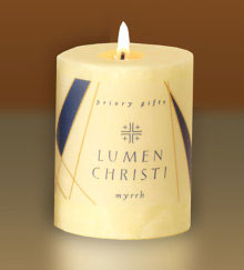 Myrrh Fragrance Candle
