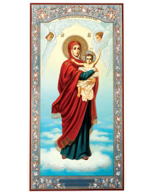 Madonna of the Heavens Icon