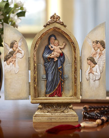 Madonna Triptych