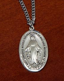 Men's Miraculous Medal