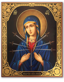 Mother of Sorrows icon