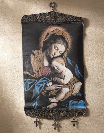 Mother of Tenderness Wall Hanging