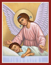 Never Alone angel icon