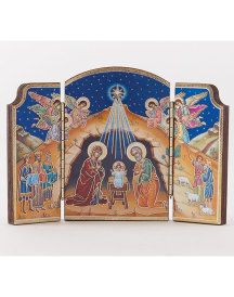 O Holy Night Triptych
