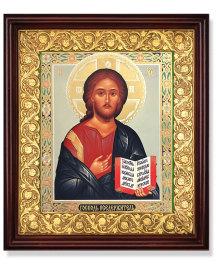 Ornamental Icon Shrine -Christ