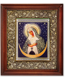 Ornamental Style Icon Shrine - regular