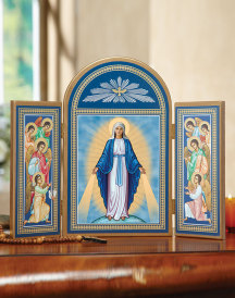 Our Lady of Grace Triptych