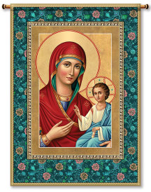Our Lady of Light Wall Hanging 26