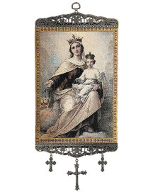Our Lady of Mount Carmel Wall Hanging
