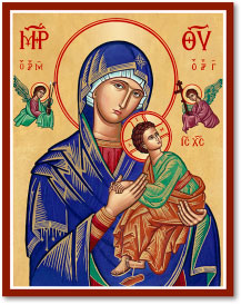 Our Lady of Perpetual Help icon - 11