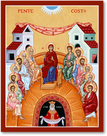 Pentecost icon - 8