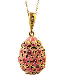 Pink Egg Pendant