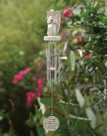 Praying Angel Windchime