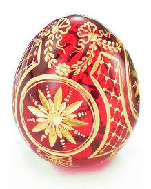 Star of Bethlehem Crystal Egg