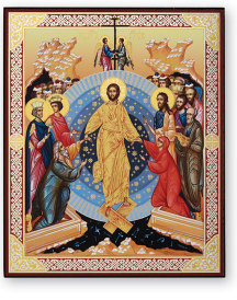 Resurrection Icon