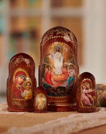Resurrection Nesting Dolls Set