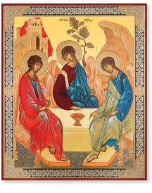 Rublev Style Trinity icon - Medium