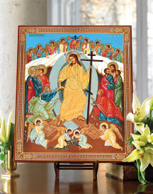 Russian Easter Icon, Russian Easter Icon