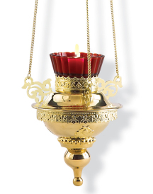 Russian Style Deluxe Hanging Lamp