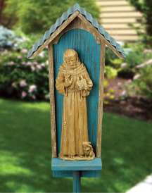 St. Francis Outdoor Shrine