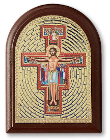 San Damiano Cross Desktop Icon