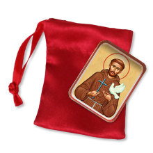 St. Francis Pocket Icon
