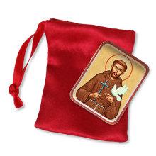 St. Francis Pocket Icon