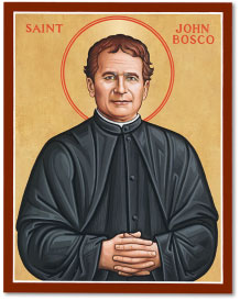 St. John Bosco icon - 11