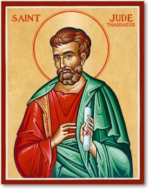 St Jude Thaddeus icon - 8