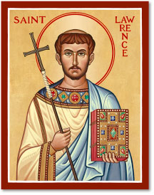 St. Lawrence icon - 4.5