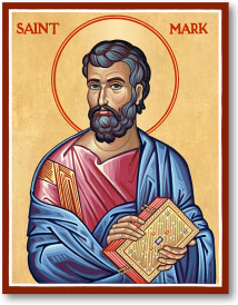 St. Mark icon - 4.5